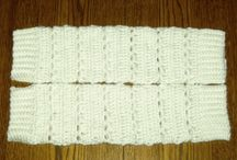 A Stitch in Thyme-Knit/Crochet / by A Thyme to Heal with Cathie Crist