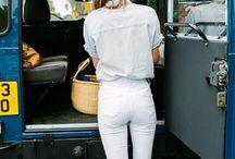 Have Some Decorum White Jeans