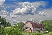 Barns Landscapes