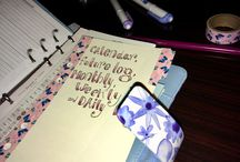 My real bullet Journal