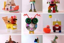 summer art & eco camp / by Nykhe Faries