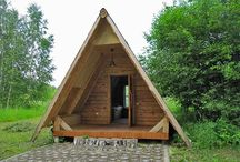 Casa Alpina Frame House