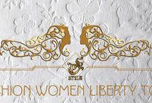 FASHION WOMEN LIBERTY TOUR / Qui si parte per un viaggio lungo e straordinario, il Fashion Women Liberty Tour.  Andremo a scoprire insieme il grande periodo del liberty italiano, ci incontreremo parlando di moda e di scrittura.