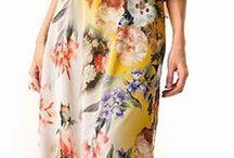 vestidos en sedas