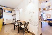 coffeeshop Crema Caffe / Фото из нашей кофейни