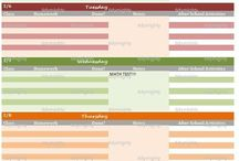 Planner / by Jennifer Ethridge