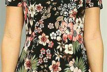 blusas coloridas