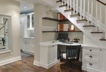 Lépcső beépítés