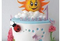 Detské dorty