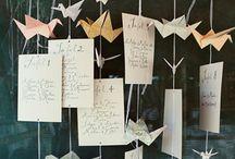 Origami Wedding