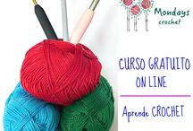 Escuela de crochet / Clases de crochet