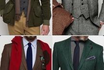 Men's Tweed