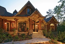Dream home front