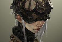 Art - Cyberpunk