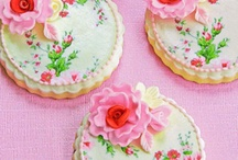 Pretty Cookies / by Calligraphy by Jennifer