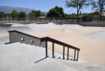 Ojia Skatepark (California, USA) / Shredding the World One Skatepark at a time - Ojia Skatepark (California, USA) #skatepark #skate #skateboarding #skatinit #skateparkreview