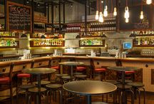 Burger and Lobster -  International / DesignLSM have worked with Burger & Lobster since 2008 offering restaurant interior design.