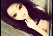 My dolls / I love my dolls