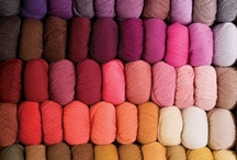 I Heart (!) Color / Beautifully colored palettes...