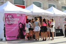 I am a Fashion Blogger / Encuentro de bloggers de moda de Galicia. 21 de septiembre de 2013. Vigo