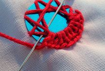 How - Embroidery