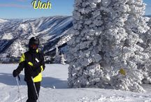 Best Places to Ski / My favorite places to ski, and places I want to go!