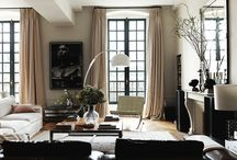 Contemporary Eclectic Living