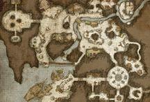 mappe D&D