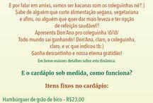 Cardápio 2