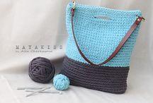 Háčkování  , pletení