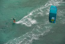 Kitesurfing hire & rental / New kite North Rebel 2014 available for rental!