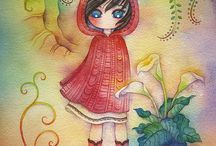 Super cute Juri Ueda art!!!