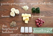 Smoothies & Juicing