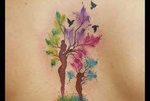Tattoo då