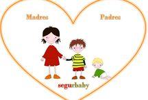 Madres, padres, hijos / El amor hacia nuestros hijos, algo inexplicable y que queremos plasmar en diferentes infografías de cuidado, cariño, divertidas...en definitiva todo lo que cabe en tanto amor!