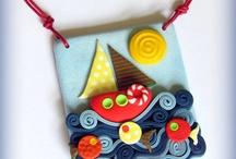 Polymer Clay: Sailing