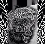 Artwork / Custom artwork from Dallas, Texas  Instagram: tattoosbycapone Twitter:Facebook:Tumblr: Cap1Tattoos