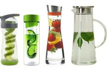 Detox Water Equipment /  You'll need a few things to get started
