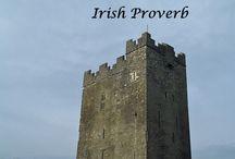 Quotes for my Irish photobook.