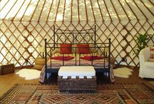 yurts  / by Allie Keeley