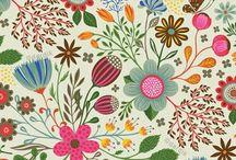 Pretty Fabrics / by Patty Marty