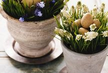 spring/easter deco