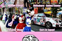 Otaku / I'm an otaku and I know it