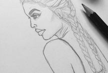 I love drawing