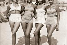 Vintage African Caribbean