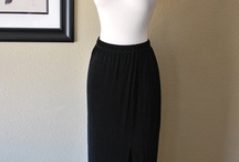 Fab Vintage Maxi Skirts