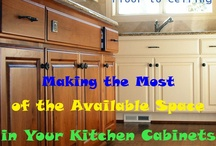 Awesome Cabinet Ideas & Designs / by Floor to Ceiling