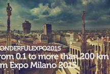 #Expo2015   Wonderful Expo 2015