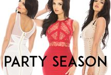 Christmas / All the inspo you need for the up and coming party season!
