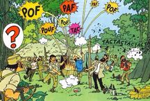 Tintin / Tintin memorabilia. / by Ramon M.